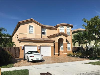Doral Single Family Home For Sale: 8534 NW 115th Ct