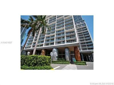 Miami Condo For Sale: 495 Brickell Av #4305