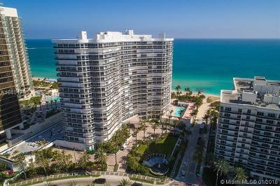 bal harbour Condo For Sale: 9601 Collins Ave #601