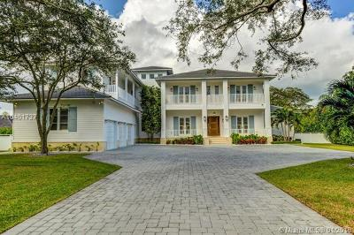 Pinecrest Single Family Home For Sale: 6501 SW 96th St