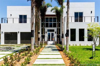 North Miami beach Single Family Home For Sale: 3363 NE 166th St