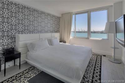 Miami Beach Condo For Sale: 1100 West Ave #816