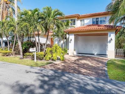 Key Biscayne Single Family Home For Sale: 115 Hampton Ln