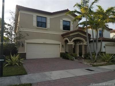 Doral Single Family Home For Sale: 8850 NW 99th Path