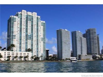 Miami Beach Condo For Sale: 650 West Av #804