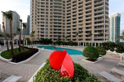 Miami Condo For Sale: 888 Brickell Key Dr #1907