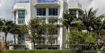 Miami Beach Condo For Sale: 7728 Collins Ave #10