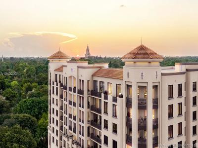 Coral Gables Condo Sold: 301 Altara Ave #1012