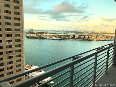 Miami Condo For Sale: 335 S Biscayne Blvd #2604