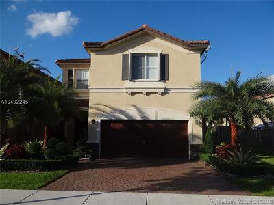Doral Single Family Home For Sale: 11239 NW 43rd Ter