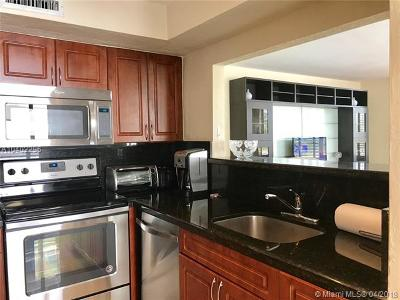 Hollywood Condo For Sale: 3505 S Ocean Dr #205