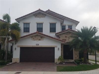 Doral Single Family Home For Sale: 10584 NW 70 Ln