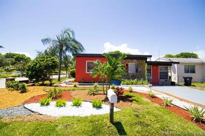 Lake Worth Single Family Home For Sale: 1005 North C