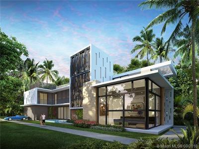 Miami Single Family Home For Sale: 1840 S Miami Ave