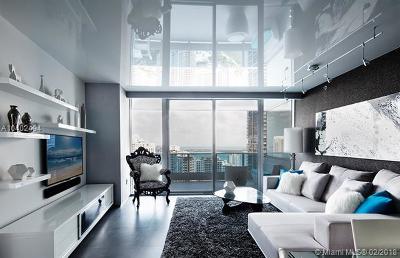 Miami Condo For Sale: 200 Biscayne Boulevard Way #4205