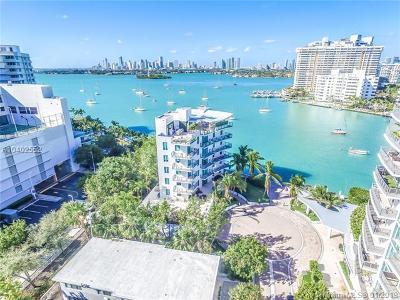 Miami Beach Condo For Sale: 1470 16th St #501