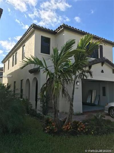 Hialeah Single Family Home For Sale: 3322 W 97th St