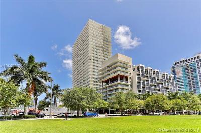 Miami Condo For Sale: 3470 E Coast Ave #H1412