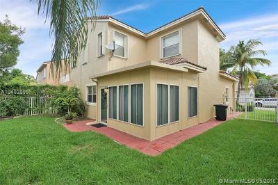 Coral Springs Single Family Home For Sale: 954 NW 126th Ave