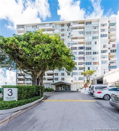 Miami Beach Condo For Sale: 3 Island Ave #5A