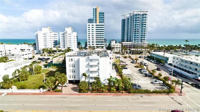 Miami Beach Condo For Sale: 6545 Indian Creek Dr #305