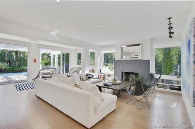 Miami FL Single Family Home For Sale: $2,650,000