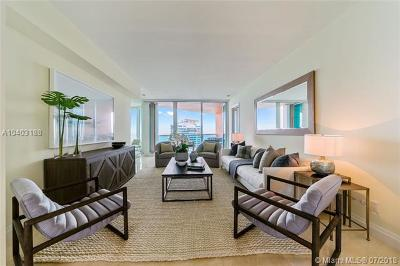 Miami Condo For Sale: 300 S Pointe Dr #PH4206