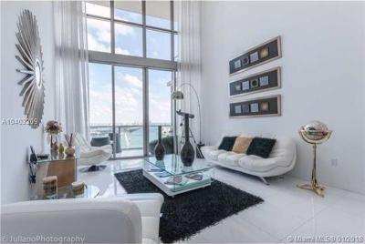 Miami Condo For Sale: 1100 Biscayne Bl #2705