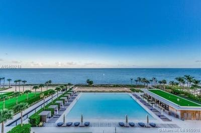 Key Biscayne Condo For Sale: 360 Ocean Drive #603S