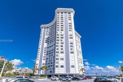 Pompano Beach Condo For Sale: 1340 S Ocean Blvd #508