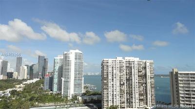 Miami Condo For Sale: 2475 NE Brickell Ave #2203