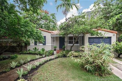 Miami Single Family Home For Sale: 830 NE 71st St