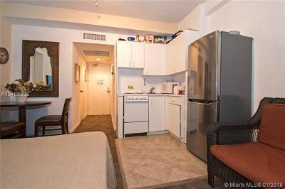 Miami Beach Condo For Sale: 6345 Collins Ave #832