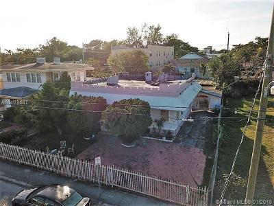 Miami Multi Family Home For Sale: 834 SW 12th Ct