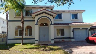 Miami Single Family Home For Sale: 2864 SW 138th Path