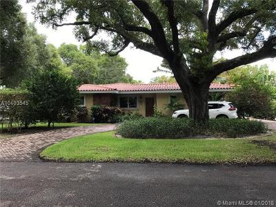 Coral Gables Multi Family Home For Sale: 5901 Turin St