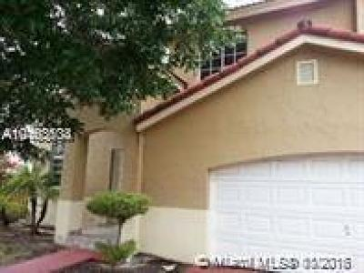 Miami Single Family Home For Sale: 11150 SW 161st Pl