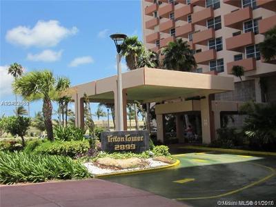 Miami Beach Condo For Sale: 2899 Collins Ave #719
