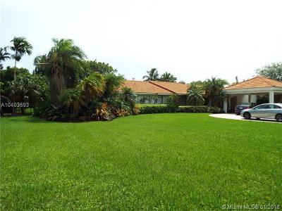 Miami Single Family Home For Sale