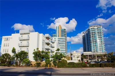 Miami Beach Condo For Sale: 6545 Indian Creek Dr. #308