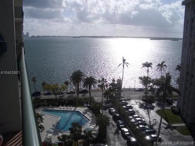 Miami Condo For Sale: 1408 Brickell Bay Dr #804
