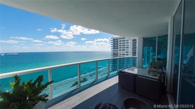 Hollywood Condo For Sale: 2711 S Ocean Dr #1104