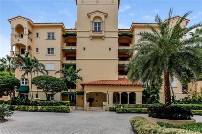 Miami Condo For Sale: 13631 Deering Bay Dr #247