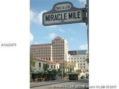 Coral Gables Condo For Sale: 126 Mendoza Ave #12
