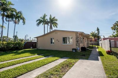 Miami Multi Family Home For Sale: 220 NW 46th St