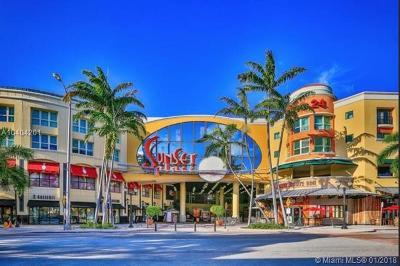 South Miami Condo For Sale: 5783 SW 72nd St #5783