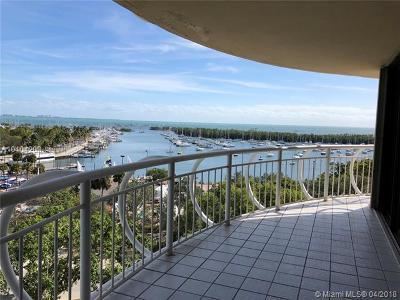 Miami Condo For Sale: 2843 S Bayshore Dr #8D