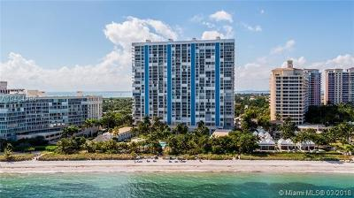 Key Biscayne Condo For Sale: 881 Ocean Dr #TH23