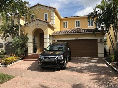 Aventura Single Family Home For Sale: 21221 NE 31st Pl
