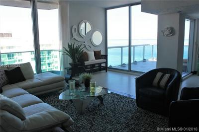Hollywood Condo For Sale: 4001 S Ocean Dr #PH10